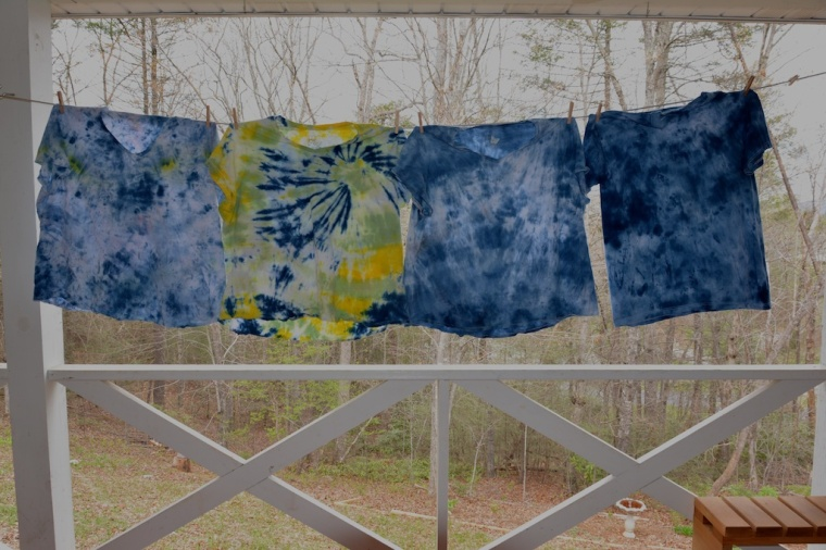 blue experiment